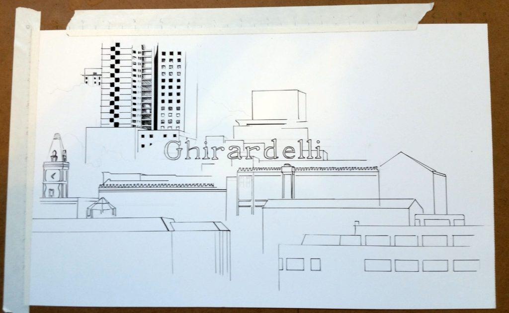 Ghirardelli Inking