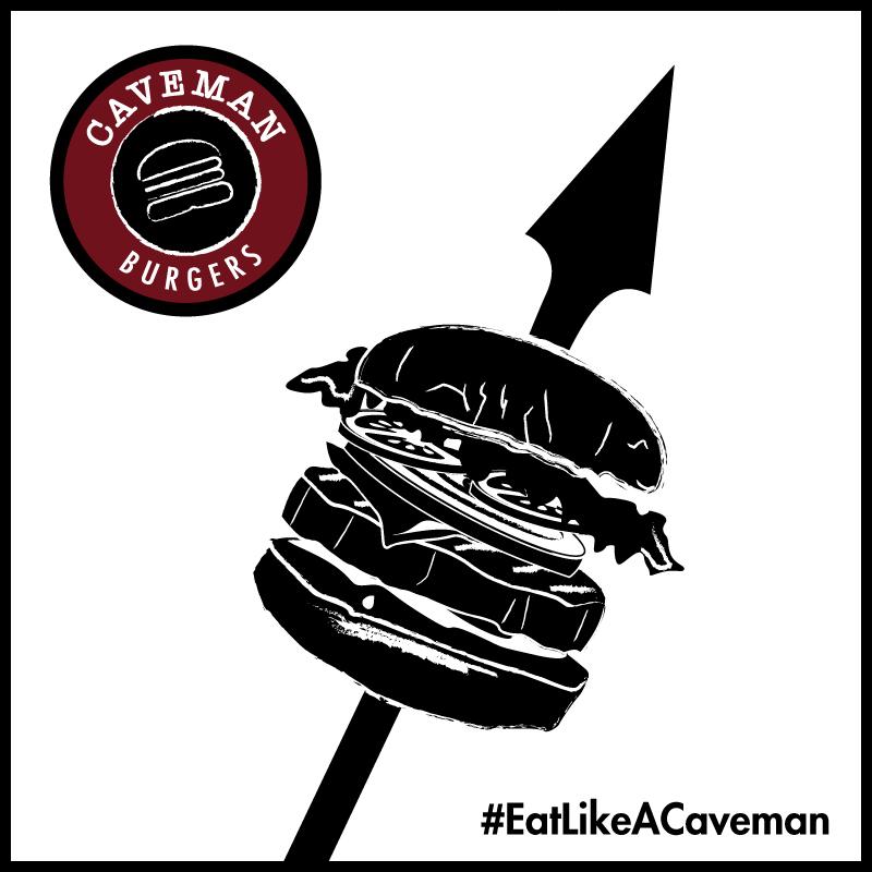 The Caveman Burger Project
